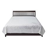 ベッド/幅151cm/ダブルサイズ[TOS10001]